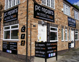 derby pc repairs